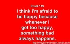 something bad always happens