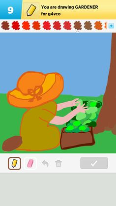 Check what I drew on 'Draw Something' - #drawsomething