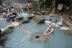 Ba Yan Wild Springs, Yangmingshan – Taipei