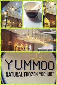 Yummoo Natural Frozen Yogurt in Melbourne, Australia