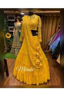 Lehenga Choli | Lehenga | Lehenga Design | Lehenga Online at Joshindia.com Indian Bridesmaid Dresses, Indian Dresses, Indian Outfits, Kids Lehenga Choli, Indian Lehenga, Pakistani, Party Wear Lehenga, Bridal Lehenga, Designer Lehnga Choli