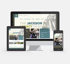 Responsive Web Design | Henry M Jackson Foundation | hmjackson.org