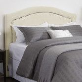 Found it at Wayfair - Upholstered Headboard