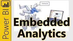 Introducing Microsoft Power BI embedded analytics