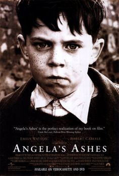 I attempted to read Angela's Ashes about 8 years ago. I came so dang close to finishing it, but it's heart-wrenchingly depressing.