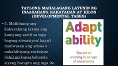 Image result for mga inaasahang kakayahan at angkop sa panahon ng pagdadalaga at pagbibinata Periodic Table, Stress, Diagram, Art, Art Background, Periodic Table Chart, Periotic Table, Kunst, Performing Arts