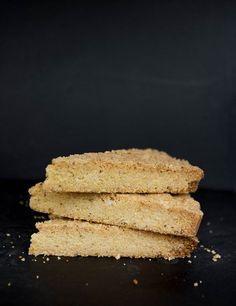 Vegan Rosemary and Lemon Shortbread - Great British Chefs
