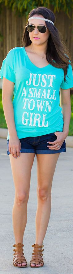 Small Town Girl <3