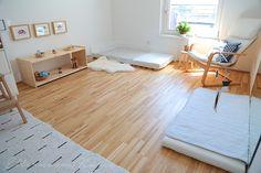 Jakobs Zimmer (0-5 Monate alt)