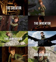 You are many things, Hiccup. But a dragon killer is not one of them ... ironically the only time that Stoic is spot on about Hiccup for most of the movie.