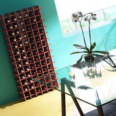 modernes weinregal w rfel carr weinregale pinterest weinregale w rfel und rund ums haus. Black Bedroom Furniture Sets. Home Design Ideas
