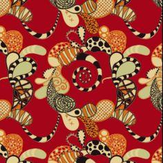 Colors and patterns and colors and patterns and colors and patterns and...