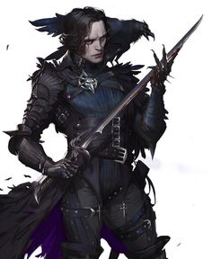 a collection of inspiration for settings, npcs, and pcs for my sci-fi and fantasy rpg games. hopefully you can find a little inspiration here, too. Fantasy Male, Fantasy Warrior, Fantasy Rpg, Medieval Fantasy, Fantasy Artwork, Dark Fantasy, Fantasy Character Design, Character Creation, Character Design Inspiration