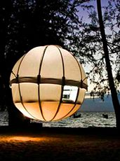 Cocoon Tree - The Adult Treehouse You Never Saw Coming.  I soooooo want this!