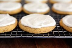 Pumpkin Sugar Cookies | Mel's Kitchen Cafe