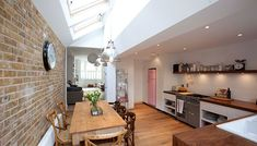 Soundhouse create beautiful bespoke loft conversions, plus a wide range of other building projects, in Brighton, Hove and beyond. - The Luxury Mindset For Success Kitchen Diner Extension, Open Plan Kitchen, Kitchen Extension Small House, Kitchen Extension Victorian Terrace, Victorian Terrace Interior, Victorian Kitchen, Victorian Homes, Edwardian House, Victorian London