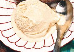 Bourbon Ice Cream - Bon Appétit