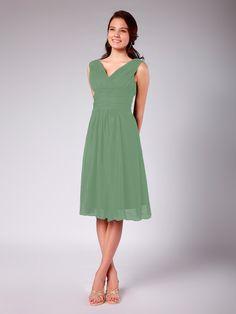 Pleated Chiffon Dress £95.02
