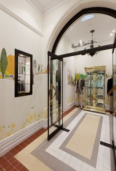 Paul Smith: Melbourne flagship store