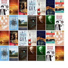 """Saturday, December 26, 2015: The Marcellus Free Library has one new bestseller and 13 other new books in the Literature & Fiction section.   The new titles this week include """"A Strangeness in My Mind: A Novel,"""" """"Coal River,"""" and """"The Muralist."""""""