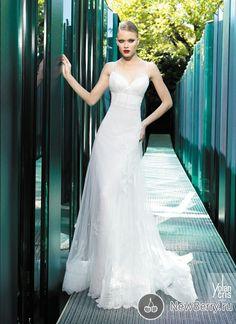 ad59fa0bdb Noivas Simples, Vestido De Noiva Simples, Vestidos De Noiva 2015, Noivado,  Bailarina