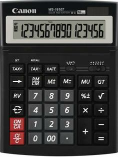 Calculator de birou Canon WS-1610T