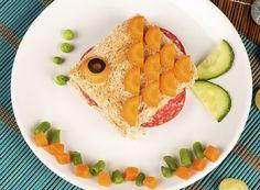 Explore os animais favoritos do seu filho nos pratos (Foto: ThinkStockPhotos)