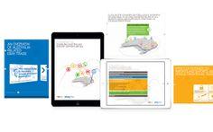 Digital app versions of eBay thought-leadership publications