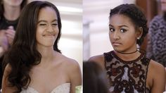 Malia and Sasha Obama attended their first State Dinner, causing dad Barack Obama to get emotional.