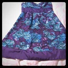 Strapless Moulinette Soeur Dress