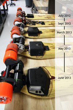 Technical Progress Part I: Electronics - Boosted Blog