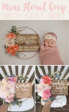 Girl Names Discover Birth stat Floral hoop hospital sign birth stat sign hospital crib sign baby girl birth sign birth announcement sign new baby sign Floral hoop newborn photo prop with birth stats Birth Announcement Sign, Birth Announcement Boy, Newborn Birth Announcements, Newborn Photo Props, Newborn Photos, Hospital Signs, Baby Door Hangers, Floral Hoops, Baby Birth