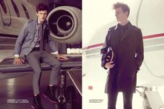 High Flyer: David S is a Pilot for Pin Prestige  image High Flyer Editorial 004 800x535