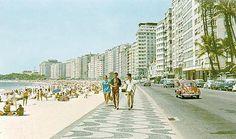 Copacabana Beach 70's