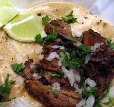 Taco Truck Tacos Recipe by KINI08 via @SparkPeople