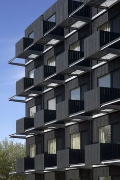 http://www.factarchitects.nl  Student Housing