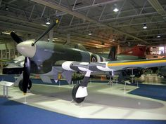 Hawker Typhoon: Tribute to a D-Day Warrior