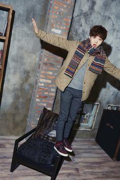 BTOB share more individual shots for mini-album 'The Winter's Tale' Btob Changsub, Yook Sungjae, Minhyuk, Im Hyun Sik, Born To Beat, Jacket Images, Winter's Tale, Kpop, Boyfriend Style
