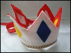 Reversible Felt Crown