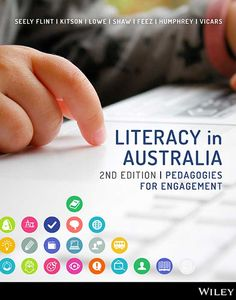This textbook provides in-depth information on reading and writing programs, approaches and assessment. It also talks about other topics like theories, ICTs, and literature.