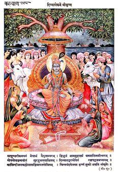 Lord Krishna Darbar   Vintage India Kalyan Print Indian Gods, Indian Art, Hare Krishna Hare Ram, Hanuman Pics, Lord Jagannath, Krishna Krishna, Sri Rama, Big Brothers, Crochet Bows
