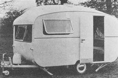 Class A Caravan of the 1960s