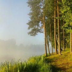 Beautiful Latvia nature.