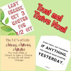 NOW is the time for action! To invest in a better you! Don't pass up an amazing opportunity to feel your best EVERYDAY! PM me to get started.  #thrive #fitness #public #model #opportunity #workfromhome #income #thrivingnotsurviving #bussinessopportunity #thethriveexperience #jointsupport #nutritionalsupplement  #nutrition #supplements #directsales #singledads #singlemoms #lifechanging #thriving #thrivepromoter #thrivelife #energy #thrivewithme #beyourownboss #entrepreneur #thriveforfree…