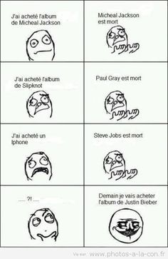 enjoy the best rage comics and Funny Pictures For those that hate Twilight. meme lol funny pictures and rage comics Steve Jobs, Justin Bieber Cd, Amy Winehouse, Satire, Funny Images, Funny Pictures, Paul Gray, Rage Comics, Derp Comics