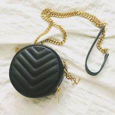 *Authentic* Saint Laurent Ysl Small Bubble Bag