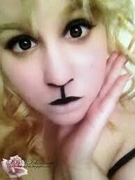 Sheep makeup