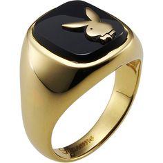 Supreme/Playboy® Gold Ring