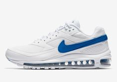 Official photos of the Skepta Nike Air Max have been released. Ankle Sneakers, Air Max Sneakers, Sneakers Nike, Nike Air Max 90s, Nike Max, Sneaker Bar, Next Shoes, Hype Shoes, Air Max 97