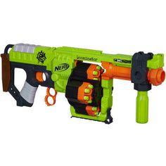 Nerf Zombie Strike Doominator Blaster